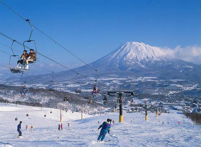 日本熱門滑雪推薦-Kiroro滑雪場