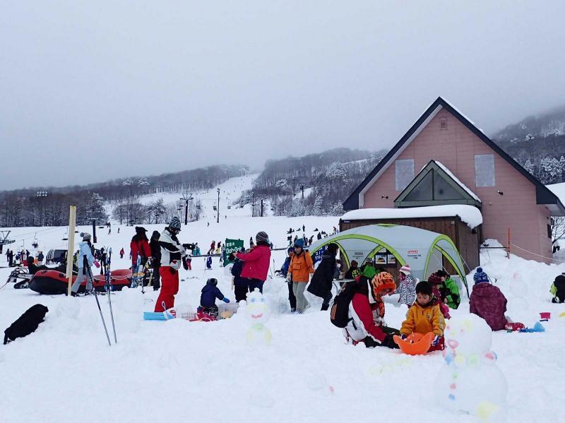 熱門日本滑雪場-アルツ磐梯