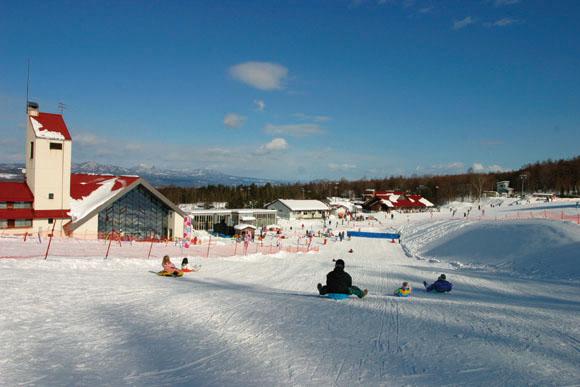 熱門日本滑雪場-八幡平