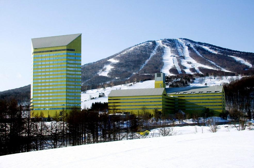 熱門日本滑雪場-安比高原
