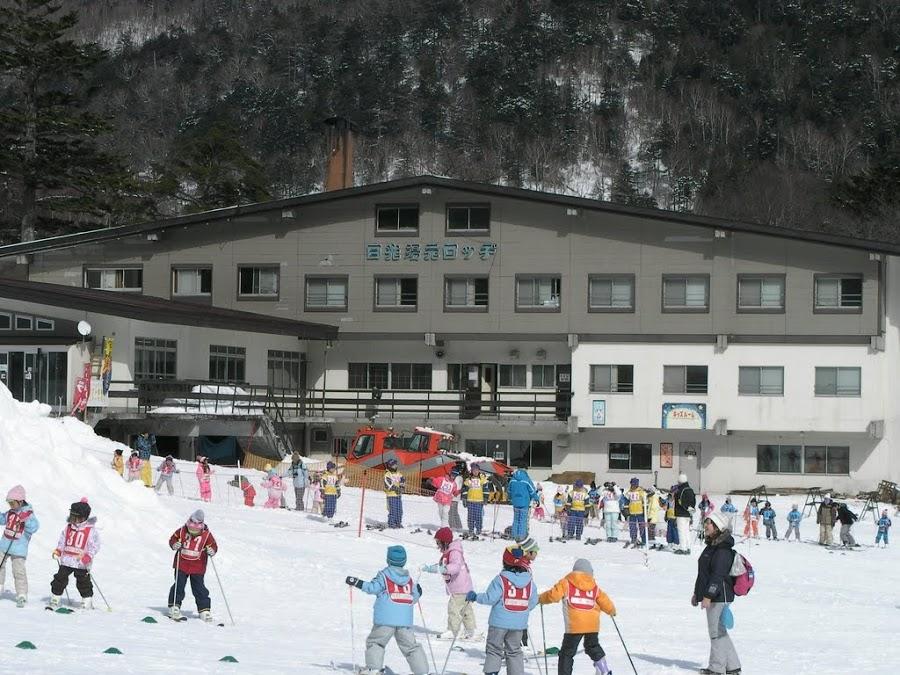 熱門日本滑雪場-日光湯圓
