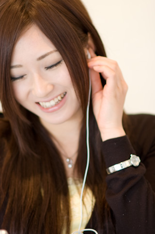 聽日文學日語