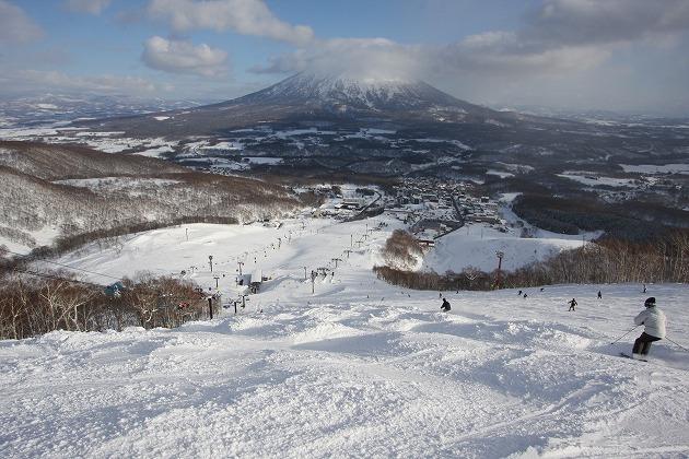 2017日本熱門滑雪推薦-新雪谷
